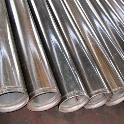 ERW STEEL PIPE WITH GROOVED END
