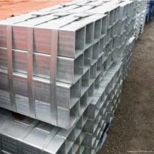 HDP SQUARE AND RECTANGULAR ERW STEEL PIPE