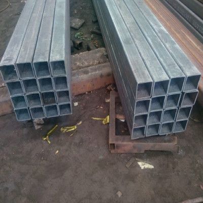 CARBON SEAMLESS SQUARE PIPE