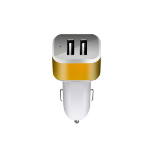 Usb Car Charger For Apple Iphone/Iphone 6/Ipad/Samsung Charger Multi Cellphone Chargers