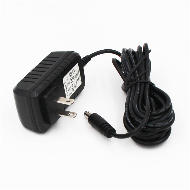 12V 2A plug in power adapter