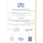 Quality system certification of ISO9001