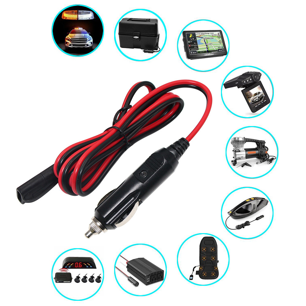 car charger battery jump starter DC power cord