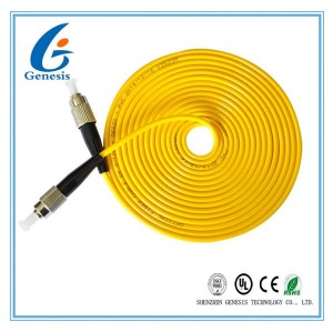 FC-FC FIBER OPTIC PATCH CORDS