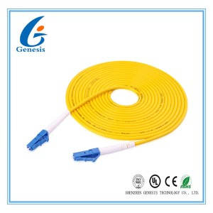 LC-LC FIBER OPTIC PATCH CORDS