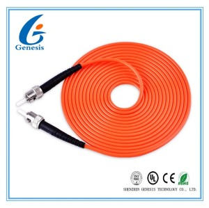 ST-ST FIBER OPTIC PATCH CORDS