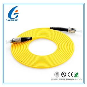 FC-ST FIBER OPTIC PATCH CORDS
