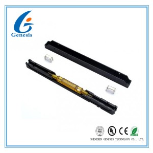 Drop Cable Fiber Mechanical Splice , LAN / FTTH Mechanical Fiber Optic Splice