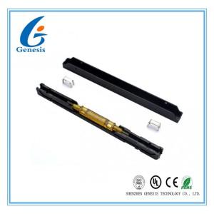 Drop Cable Fiber Mechanical Splice , LAN / FTTH Mechanical Fiber Optic Splice