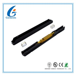 Universal Fiber Optic Mechanical Splice Rapidly Operate Optical Fiber Mechanical Splice