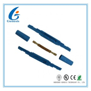 Fast Connector Fiber Optic Mechanical Splice 3M Single Mode / Multimode For Network
