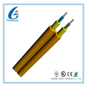 Duplex Patch Cord Cable and Simplex Duplex tight buffer armor fiber optic patch cord cable
