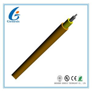 Simplex Patch Cord Cable Tight Buffer Simplex Fiber Optic Patch Cord Cable / Jumper simplemode Simplex