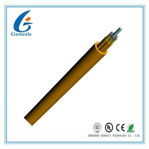 GJFJV Multi-Purpose Distribution Cable(1-24Fiber)indoor outdoor glass loose tube, fiber optic dropcable