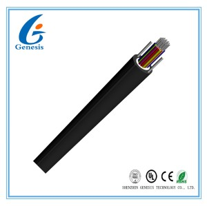 indoor multi core fiber optic cable Breakout Cable fiber optical cable