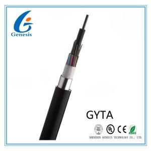 GYTA Non Blindé Loose Tube Unique Veste Cable