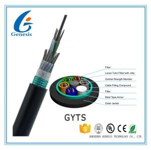 GYTS Loose Tube Unique Veste Unique Armor(CST) Cable