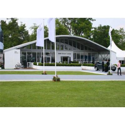 Aluminum Pvc Arcum Marquee Tent For Event 500 People Seater Guest