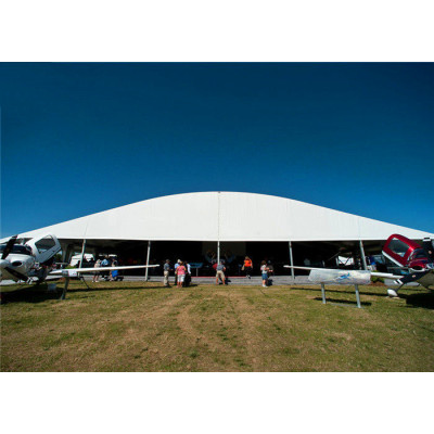 White Arcum Marquee Tent  For Festival 300 People Seater Guest
