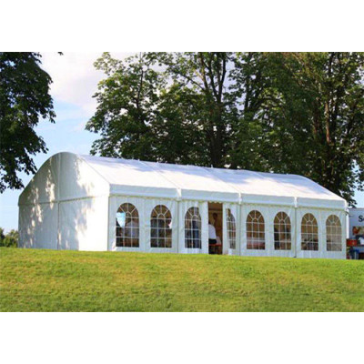 Aluminum Pvc Arcum Marquee Tent For Church 500 People Seater Guest