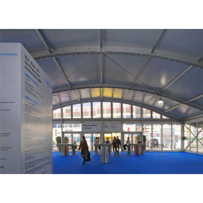 Arcum Marquee Tent For Real Estate Opening In Size 25X60M 25M X 60M 25 By 60 60X25 60M X 25M