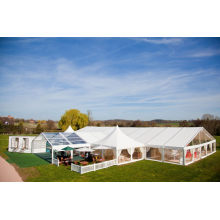Clear span tent application--------What can clear span tent used for?