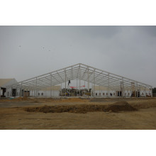 The most popular tent in Pakistan----clear span marquee tent