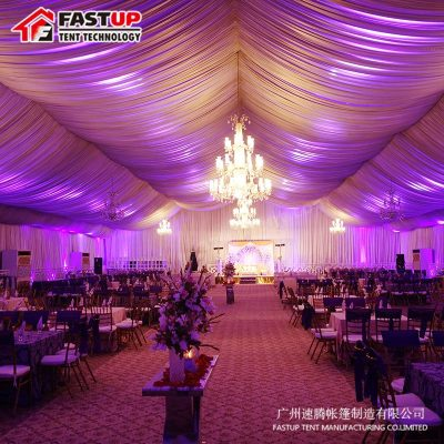 Supplier Wedding Party Event Tent For 600 People Seater Guest