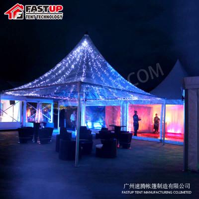 High Peak Pagoda For 100 Seater Wedding