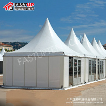 Clear Tent Pagoda Tent For Conference