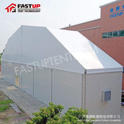 Clear Polygon Roof Marquee Tent For Exhibition