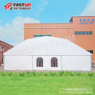 Aluminum Pvc polygon Roof Marquee Tent For Sports