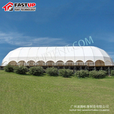Aluminum Pvc Polygon Roof Marquee Tent For Event