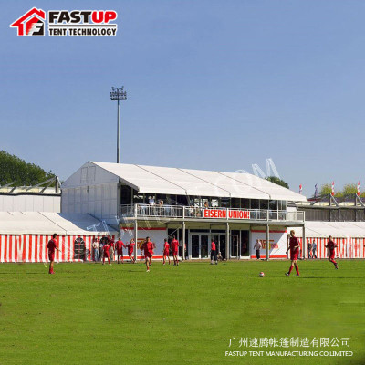 Popular Transparent Double Decker Marquee Tent for Party