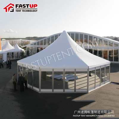 Cheap Price Hard Hexagon Tent For Trade Show