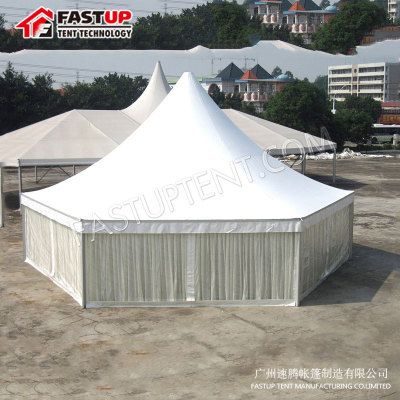 Buy ABS Wall Hexagon Tent For Exhibition