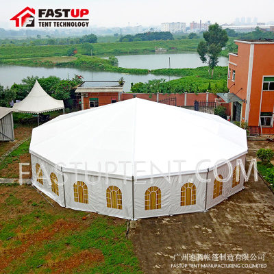 PVC Top Multi Side Tent For Marriage