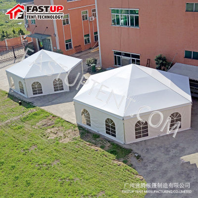 China Factory PVC Multi Side Tent For Conference