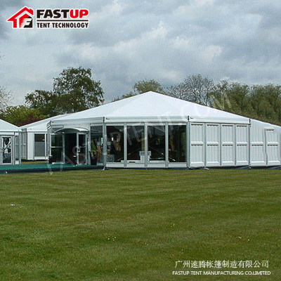 Second Hand PVC Multi Side Tent For Banquet Hall