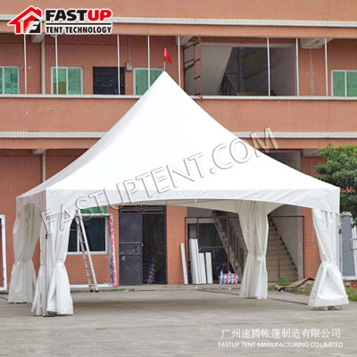 Wholesale White Pinnacle Tent For Festival