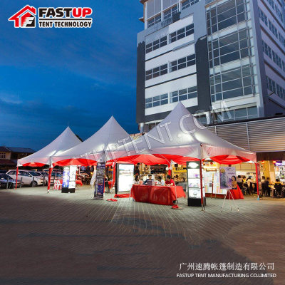 Second Hand Pvc Pinnacle Tent For Banquet Hall
