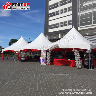 Good Quality Clear Pinnacle Tent For Wedding