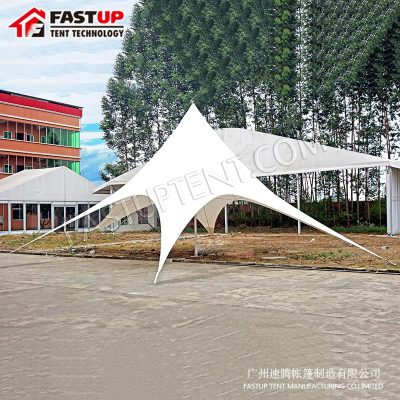 PVC Star tent for wedding party events