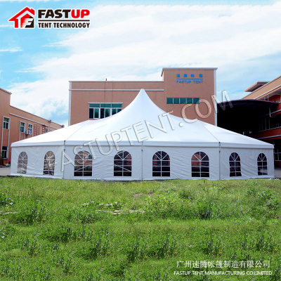 High Peak Mixed Marquee Tent  For Brand Ceremony  In Size 15X35M 15M X 35M 15 By 35 35X15 35M X 15M
