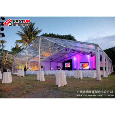 Good Quality Wedding Party Event Shelter For 30 People Seater Guest Made In China