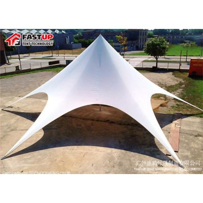 Popular Aluminum  Star Shade Tent For Party
