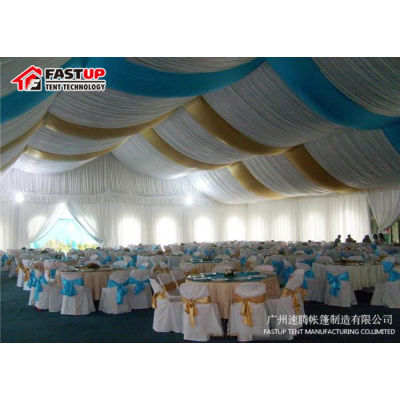 China Manufacturer Wedding Party Event Shelter For 1000 People Seater Guest