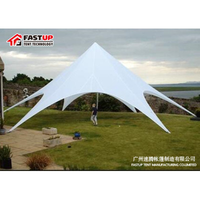 New Design PVC Star Shade Tent For Catering