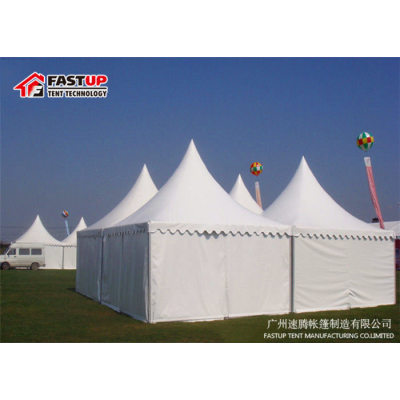 New Design High Peak Pagoda in China Tent Factory
