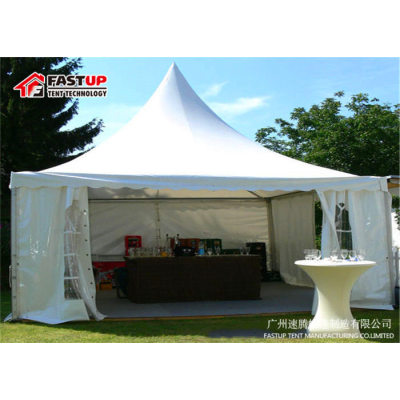Factory Price Pagoda tent in China 3x3m, 4x4m, 5x5m, 6x6m, 8x8m, 10x10m
